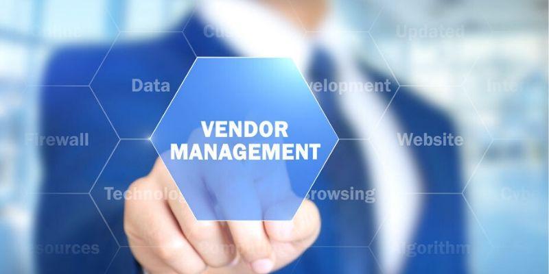vendor management software features