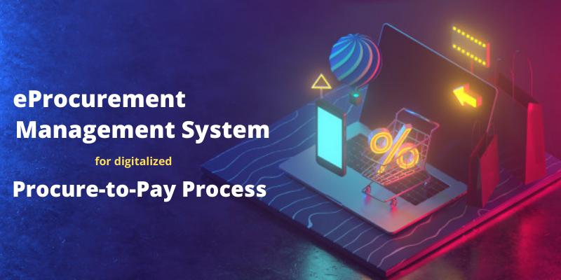 eprocurement management software